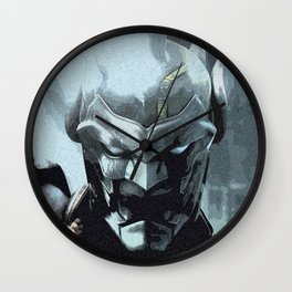 Dark Ordeals Wall Clock