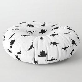 Dinosaurs pattern Floor Pillow
