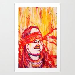 Self-Limited Art Print
