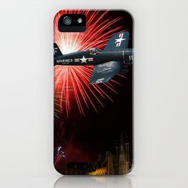 Triumphant Return iPhone Case