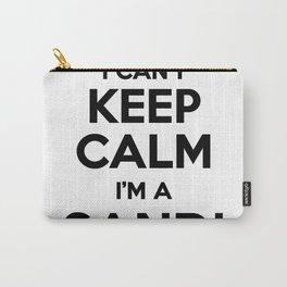I cant keep calm I am a SANDI Carry-All Pouch