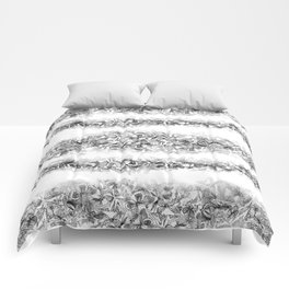 Butterfly Stipe Comforters