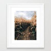 colorado Framed Art Prints featuring Colorado by Joe Greer