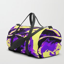 Fluid Abstract 25 Duffle Bag