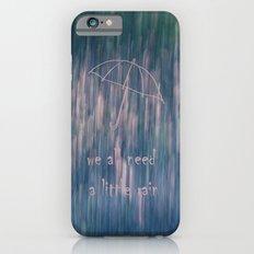 A Little Rain iPhone 6s Slim Case
