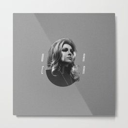 Under Cover Metal Print