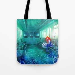 Reflected Memory Tote Bag