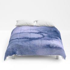 inkblot pastels 1 Comforters
