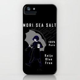Mori Salt iPhone Case