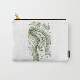 Great Serpent Mound Carry-All Pouch