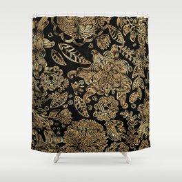 Fabric Shower Curtain
