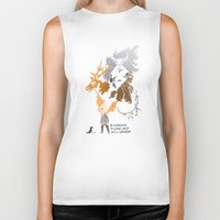 will graham Biker Tanks featuring #Someone Please Help Will Graham by Ravenno