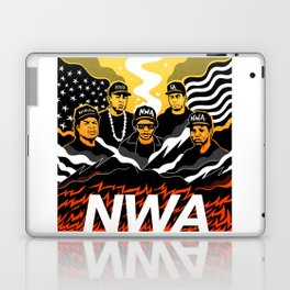N.W.A Laptop & iPad Skin