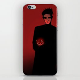 Is this how the devil looks like? iPhone Skin