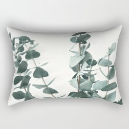 Eucalyptus Leaves Rectangular Pillow