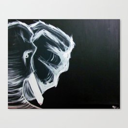 Ndlovu (elephant) Canvas Print
