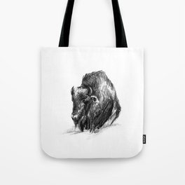 Wisent Tote Bag