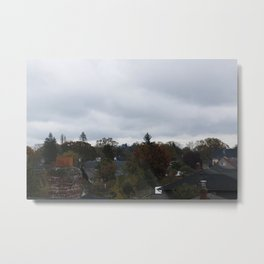 View From My Apartment Metal Print