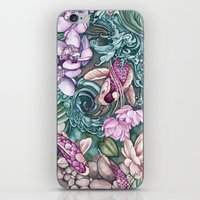 splash iPhone & iPod Skins featuring Splash by Vikki Salmela