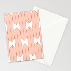 bows & arrows Stationery Cards