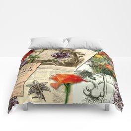 Botanical studies Comforters