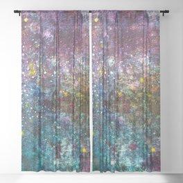 Stargazer Sheer Curtain