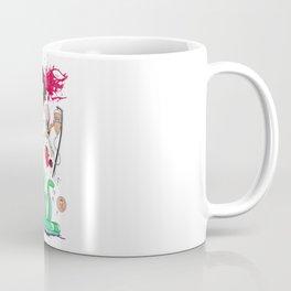 """Cavalli in barca"" Coffee Mug"