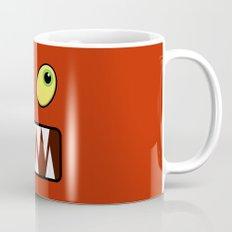 Funny monster face Mug