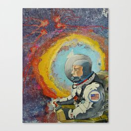 AstroLost Canvas Print