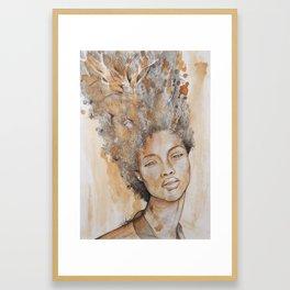 """Roots"" by Ethel Tawe Framed Art Print"