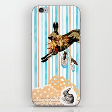 Chinese Lunar New Year and 12 animals ❤ The RABBIT  兔 iPhone Skin
