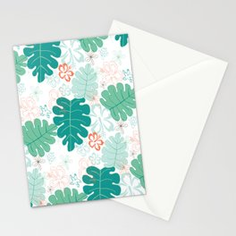 Hawaiian Holidaze Stationery Cards