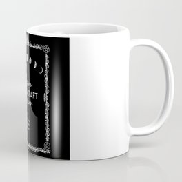 Witchcraft A Handbook of Magic Spells and Potions Coffee Mug