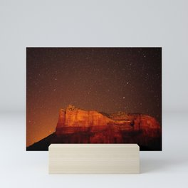 Rock Formation Sedona Arizona Mini Art Print