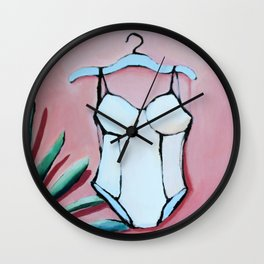 Mallorca Wall Clock