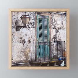 FORGOTTEN MEDIEVAL SOUND - film location Framed Mini Art Print