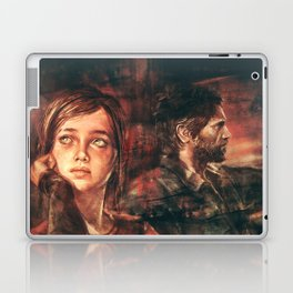 The Road Less Traveled Laptop & iPad Skin