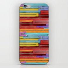 Zippers! iPhone & iPod Skin