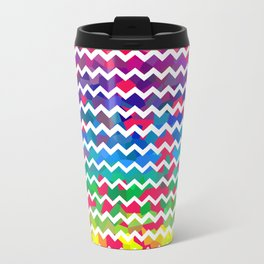 Mixed Colors Travel Mug