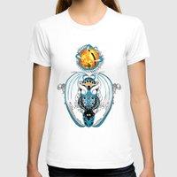 skyfall T-shirts featuring Cosmic Smoking Skyfall Dragon by Pr0l0gue