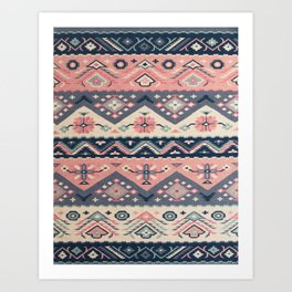 -A23- Epic Anthropologie Traditional Moroccan Artwork. Art Print