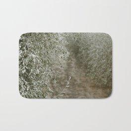 Tuscan Olive Grove Bath Mat
