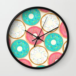 National Donut Day Wall Clock