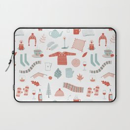 Hygge Cosy Things Laptop Sleeve