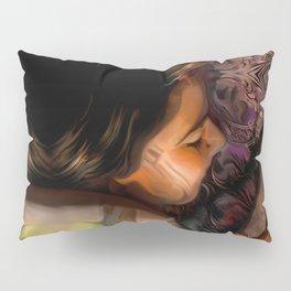 Resting in Mallow Pillow Sham