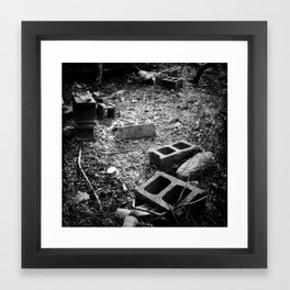 Kitchen Framed Art Print