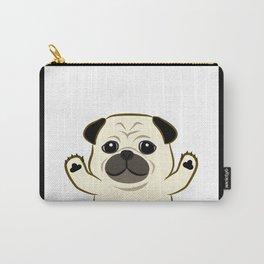Hug Pug Carry-All Pouch