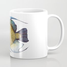 Fish Nr. 3 Coffee Mug