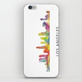 Los Angeles, California Skyline WB1 iPhone Skin