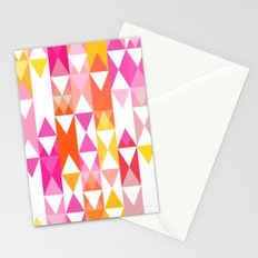 Geostripe Stationery Cards